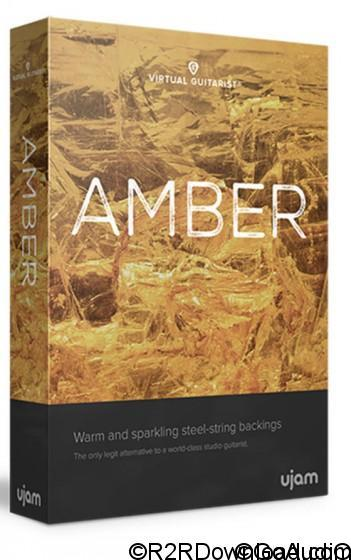 UJAM Virtual Guitarist AMBER v1.0.1 VST AAX Free Download