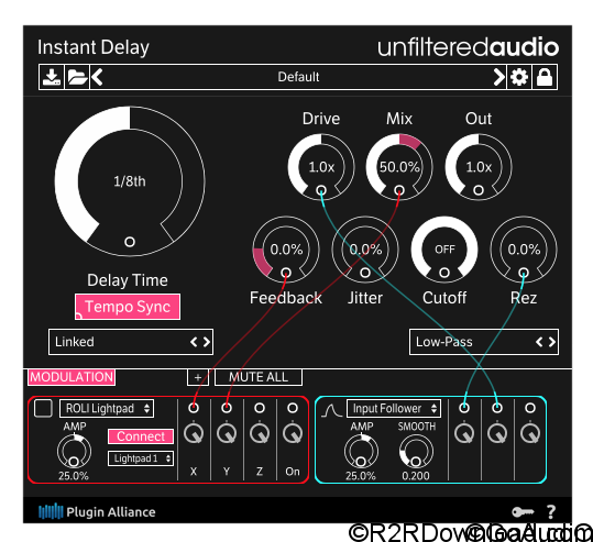 Unfiltered Audio Instant Delay v1.0 Free Download