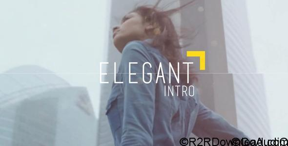 VIDEOHIVE ELEGANT INTRO 12532600 FREE DOWNLOAD