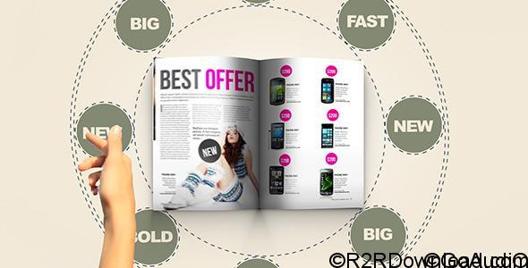 VIDEOHIVE IN MAGAZINE FREE DOWNLOAD