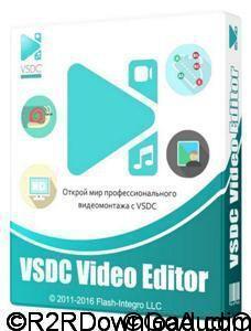VSDC Video Editor Pro 5.8.1.788/789 Free Download