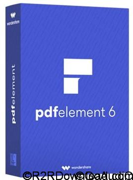 Wondershare PDFelement 6.3.2.2767 Professional Free Download