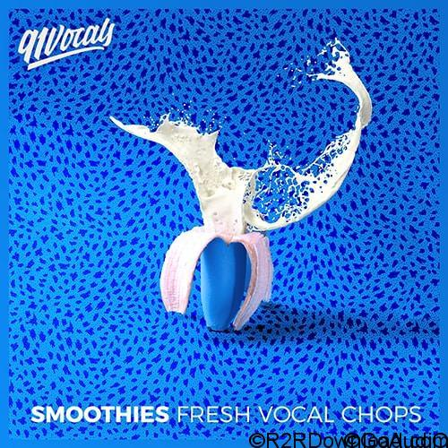 91Vocals Smoothies Fresh Vocal Chops WAV
