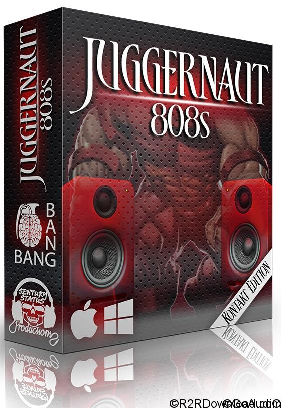 Bang Bang Productions Juggernaut 808s KONTAKT