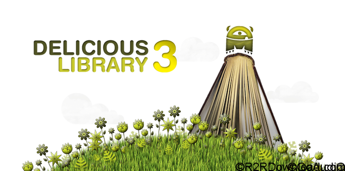 Delicious Library 3.7.1 Free Download (Mac OS X)