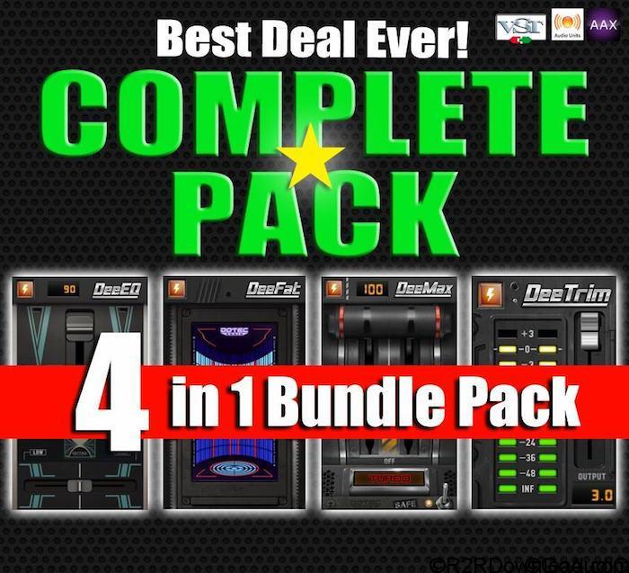Dotec-Audio Plugins Bundle v2017.09 Free Download