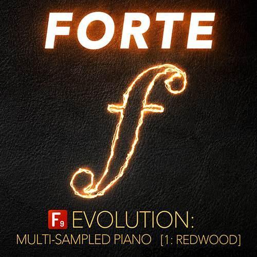 F9 Audio F9 Forte Evolution Redwood Club Piano KONTAKT