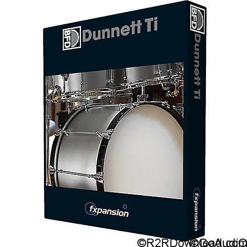 FXpansion BFD Dunnett Ti (WIN-OSX)