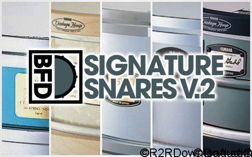 FXpansion – BFD Signature Snares Vol.2 (WIN-OSX)
