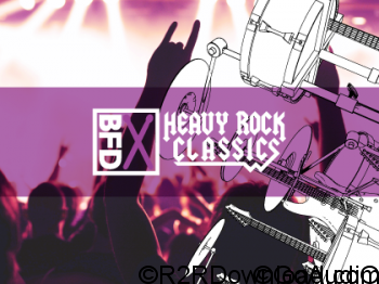 FXpansion Heavy Rock Classics Groove Pack for BFD3 (WIN-OSX)
