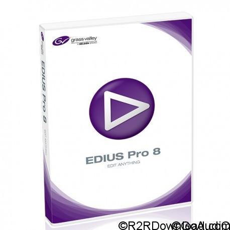 Grass Valley EDIUS Pro 8.30 Build 320 (x64)