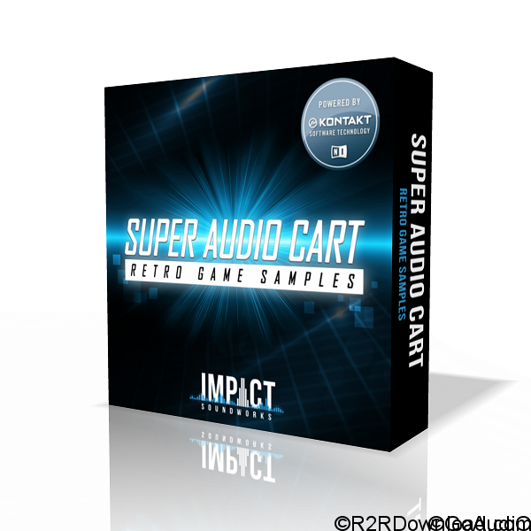 Impact Soundworks Super Audio Cart KONTAKT