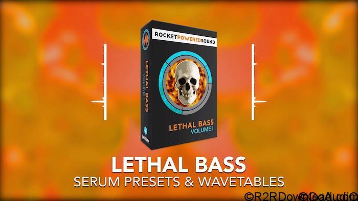 Lethal Bass Vol. 1 for xFer Serum