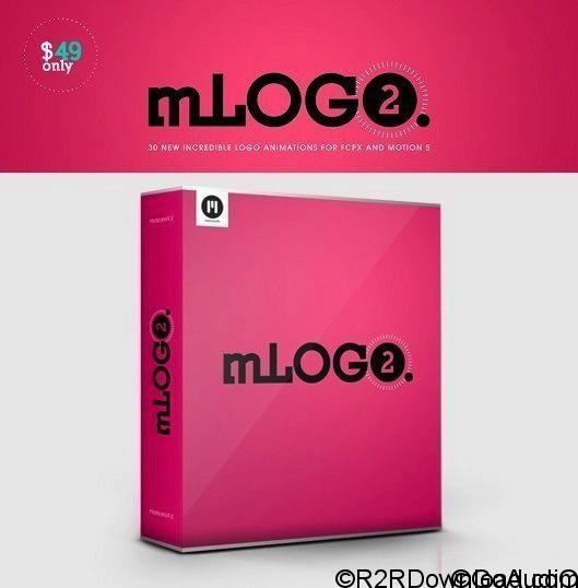 MotionVFX – mLOGO 2 for Final Cut Pro X and Motion 5 (macOS)
