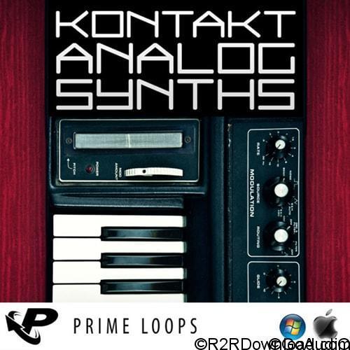 Prime Loops Kontakt Analog Synths KONTAKT