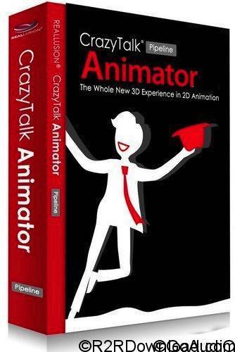 Reallusion CrazyTalk Animator 3.2.2029.1 Pipeline Free Download