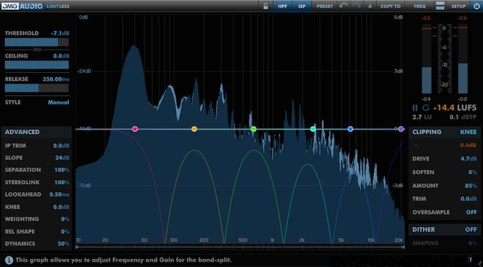 DMG Audio Limitless Free Download (WIN-OSX)