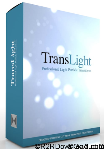 Pixel Film Studios – TransLight – Light Particle Transitions for FCPX (Mac OS X)