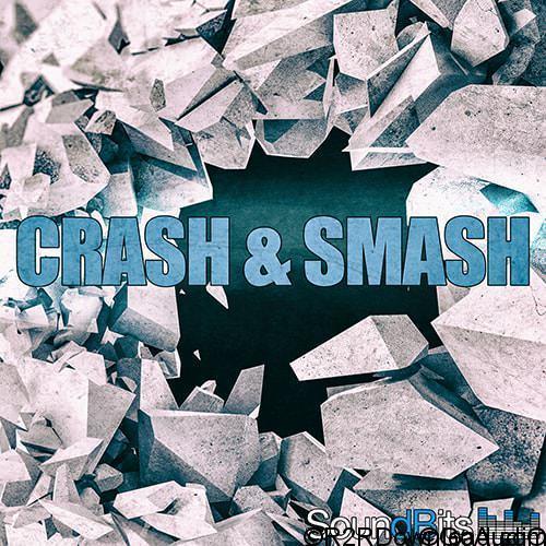 SoundBits Crash and Smash WAV