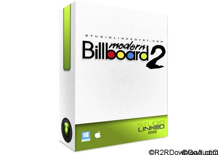 Studiolinkedvst – Modern Billboard R&B 2 KONTAKT
