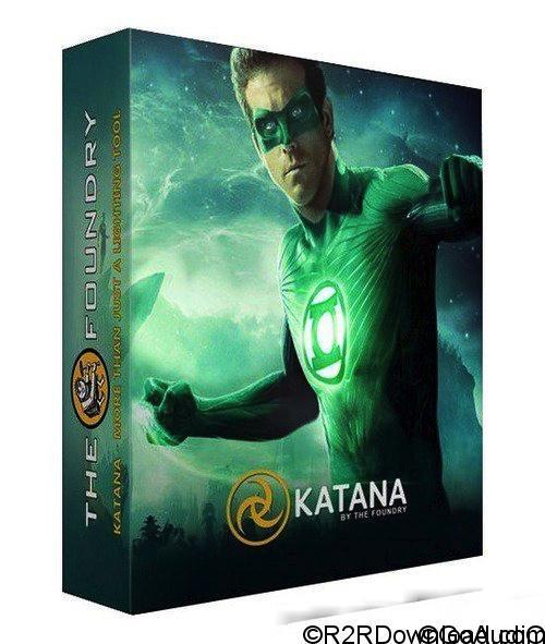 The Foundry Katana 2.6 v4 Free Download (x64)