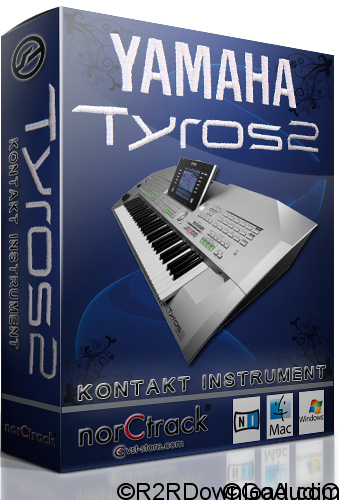 Yamaha TYROS 2 Kontakt Instrument