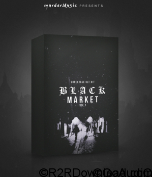 ZUPEKTASE ULTIMATE Kit – Black Market vol.1