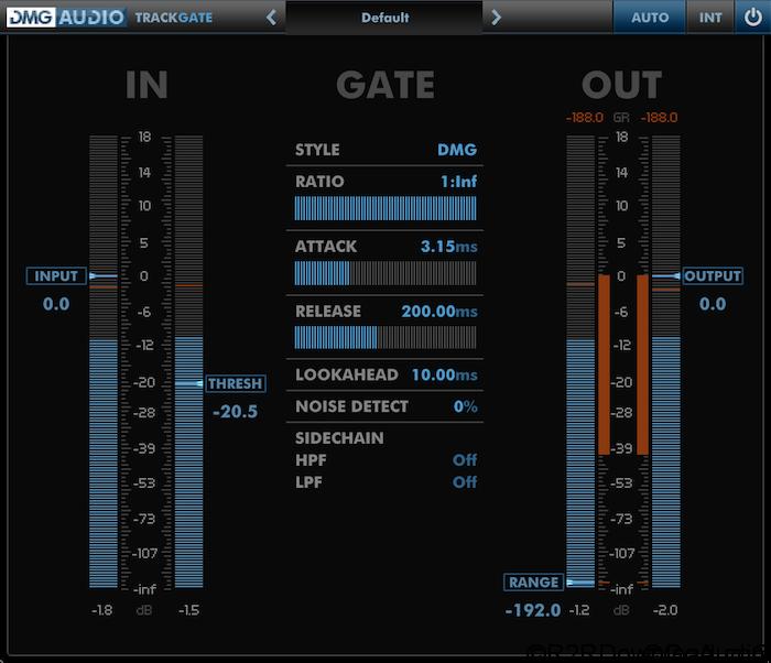 DMG Audio Track Range v1.1.0 Free Download (WIN-OSX)