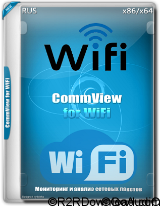 TamoSoft CommView for WiFi v7.1.841 Free Download