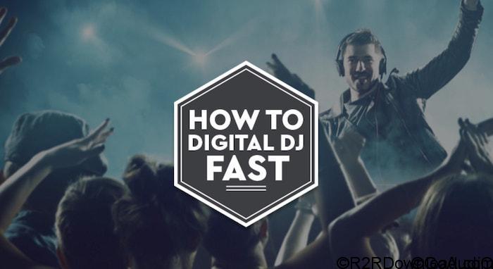 Digital DJ Tips How To Digital DJ Fast TUTORiAL