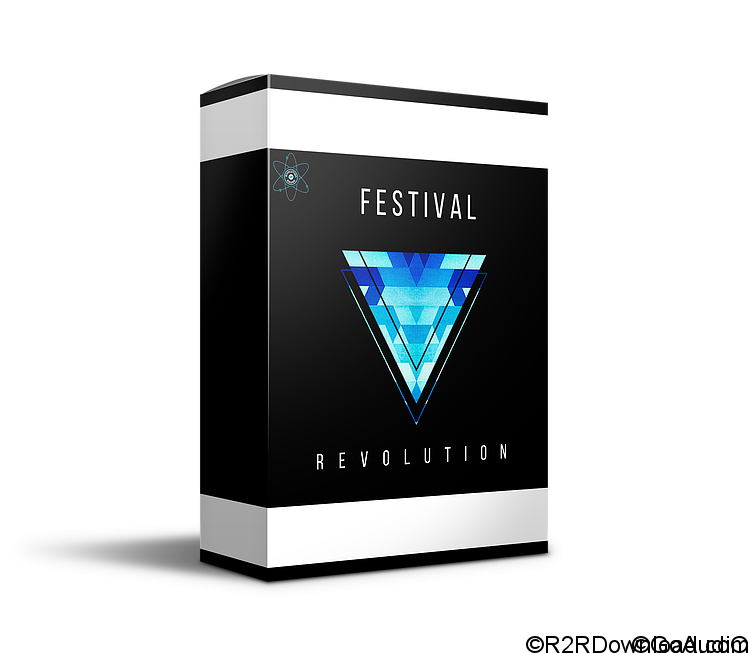 Festival Revolution Sample Pack [EXCLUSIVE]