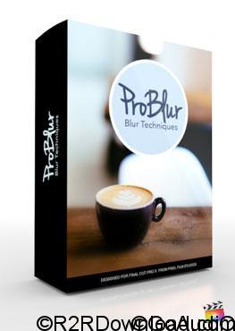 Pixel Film Studios ProBlur Plug-in for Final Cut Pro X (Mac OS X)
