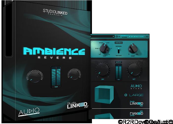 Studiolinked Ambience Reverb VST (WIN-OSX)