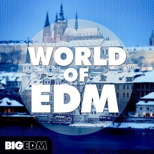 Big EDM World Of EDM WAV MiDi Sylenth1 FLP Ableton Template TUTORiAL