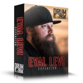 Drumforge Eyal Levi Expansion KONTAKT TRiGGER