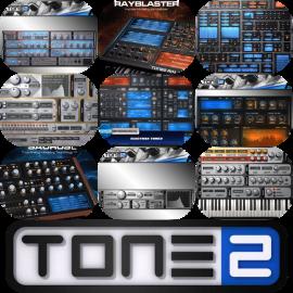 Tone2 Complete Bundle (WIN-OSX)