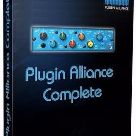Plugin Alliance All Bundle (WIN-OSX)