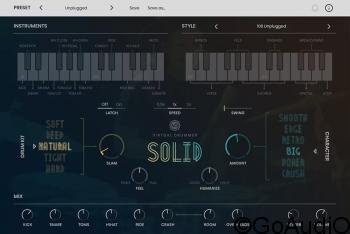 UJAM Virtual Drummer SOLID v1.0.2