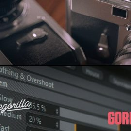 GreyscaleGorilla – GorillaCam for Cinema 4D Free Download