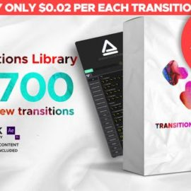 Videohive – Seamless Transitions V1.0.1 – 23955941 (Update 2 July 19)