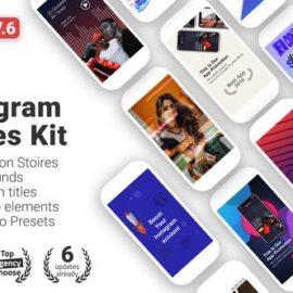 Videohive Instagram Stories V6 22195723 Free Download