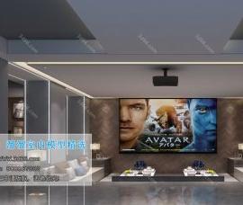 Modern Style Livingroom 80 (2019)