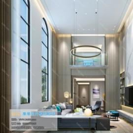 Modern Style Livingroom 79 (2019)