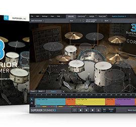 Toontrack Superior Drummer 3 Update v3.2.6 [macOS]