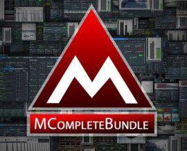 MeldaProduction MCompleteBundle BETA v15.00k (Mac OS X)