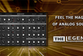 Synapse Audio The Legend v1.3.1 Incl.Keygen-R2R (Win+Mac)