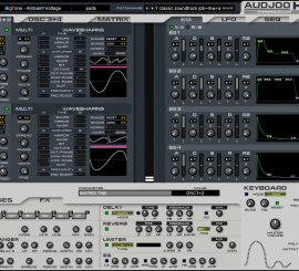 Audjoo Helix v2020.05.24 Incl Patched.and.Keygen-R2R (Win+Mac)