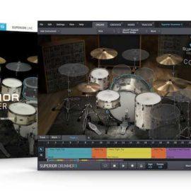 Toontrack Superior Drummer v3.2.5 CE Update [MacOSX]