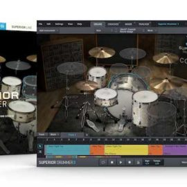 Toontrack Superior Drummer v3.2.3 (Update) WIN