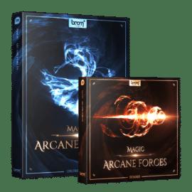 Boom Library MAGIC – ARCANE FORCES BUNDLE